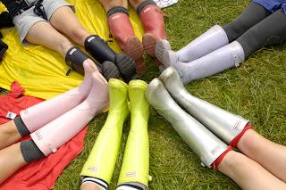 Hunter Wellington boots en www.elblogdepatricia.com
