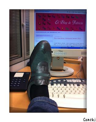 Conchi  de Mi cuarto de costura en www.elblogdepatricia.com