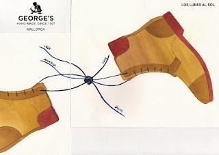 Zapatos de España - 24 x 25 Celebración de los 25 años de los Premios Goya - George - Película -