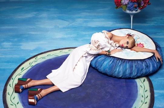 Fendi Karl Lagerfeld en elblogdepatricia.com