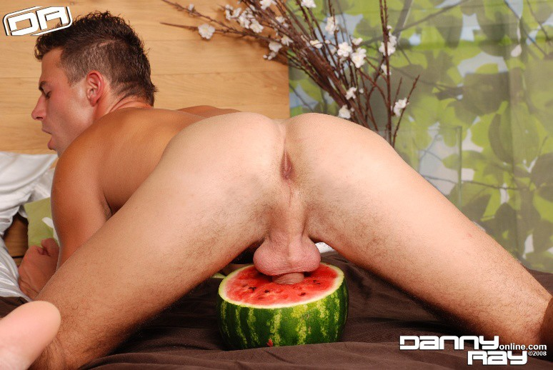 Pass me the fruits then lick my arse