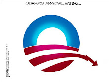 OBAMA&#39;S APPROVAL RATING