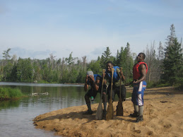 NSJ Boys Camping