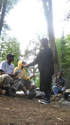 More of NSJ Boys Camping