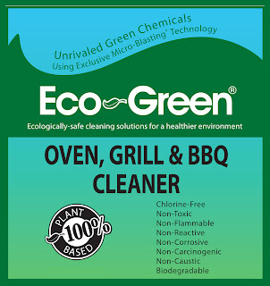 Oven, Grill & BBQ Cleaner