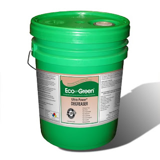 Powerful Green Chemicals Degreaser