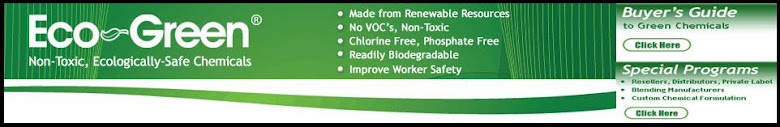 Eco Green Chemicals - Green Cleaning Chemicals Information by Daimer