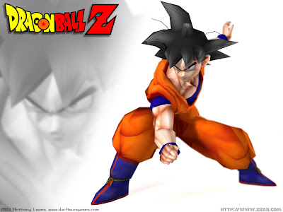 Goku Dragon Ball Z Wallpaper