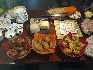 Tuscana Breakfast!!!!!!