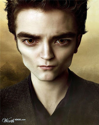 robert pattinson alien
