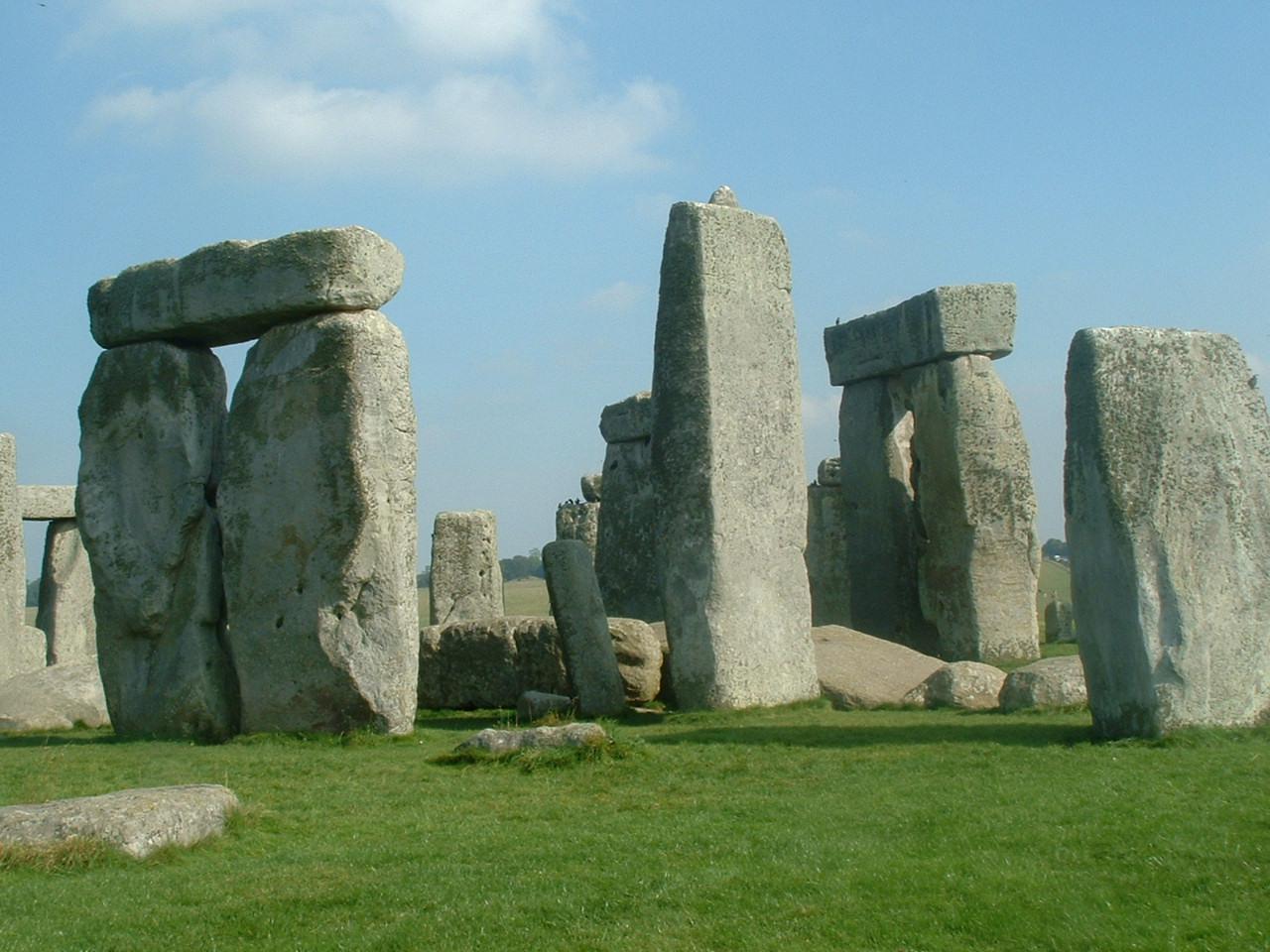 stonehenge and the ice age  stonehenge