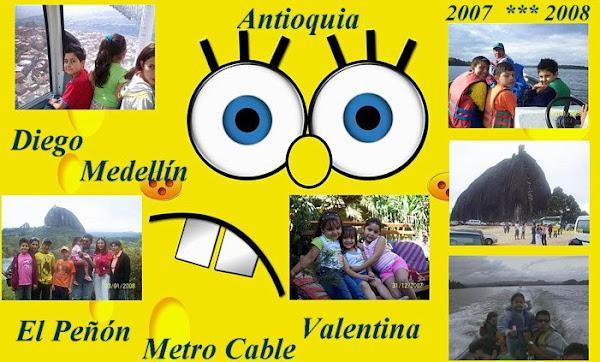 Viaje de Vacaciones fin de Año 2007 Familia Bocanegra Narváez