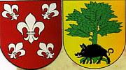 Escudo de La Familia Narváez - Zuluaga