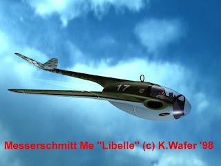 Messerschmitt Libelle