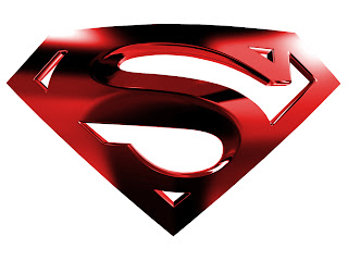 Future Red Superman Logo
