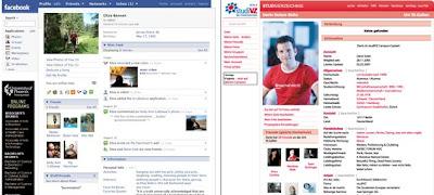 Facebook, studivz