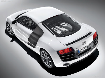 black audi r8 wallpaper. Audi R8 Spyder Black Wallpaper