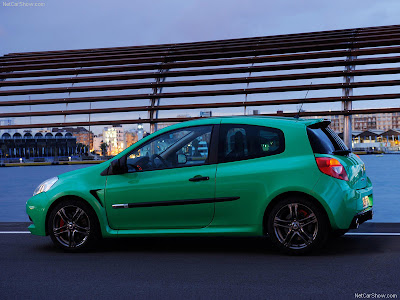 New Reveal At Geneva : 2010 Renault Clio RS 200; and Renault Megane RS 250