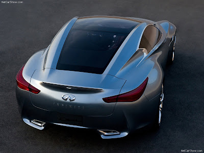 New INFINITI ESSENCE CONCEPT 2009 Pictures