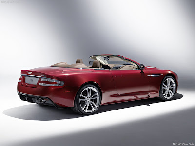 2010 Aston Martin DBS Volante Wallpapers