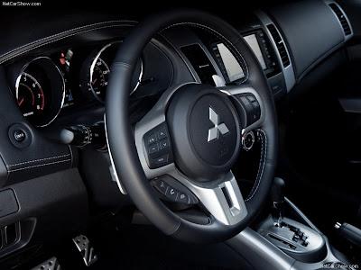 Mitsubishi Lancer 2009 Interior. Mitsubishi Lancer