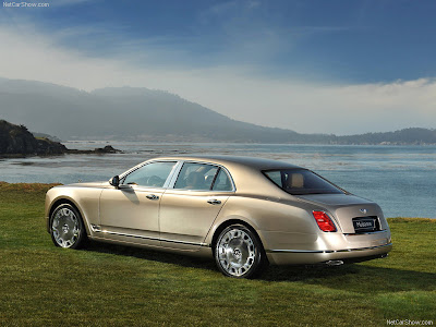 2011 Bentley Mulsanne Pics