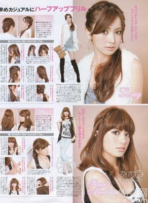japanese school hairstyles japanese hair and makeup jj october 2009 hairstyles for school