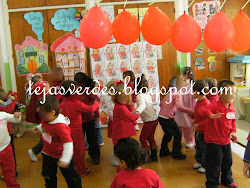 Fiesta del color Rojo