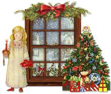 Escenas navideñas