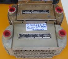 RADIADOR DE OLEO - MOTOR LYCOMING-