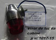 VISOR LUZ DA CABINE