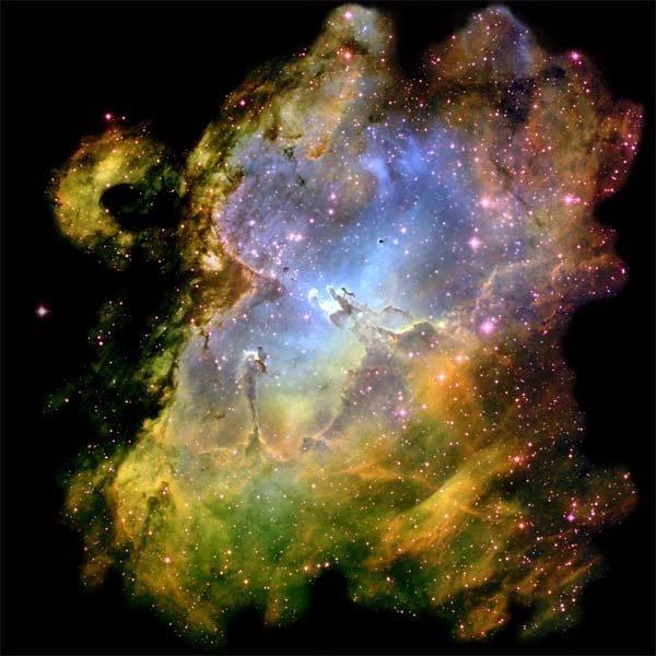 sabor da nebulosa
