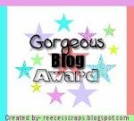 Первая награда блога