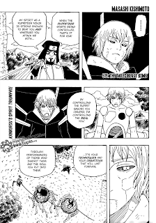 Naruto Shippuden Chapter - 519