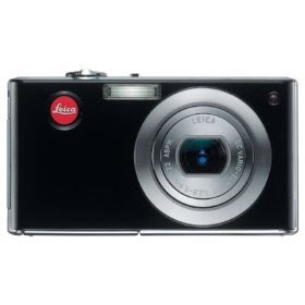 Leica C-Lux 3 Digital Camera (Black)