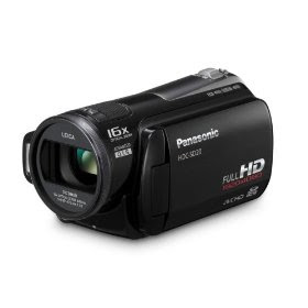 Panasonic HDC-SD20 HD Flash Camcorder (Black)