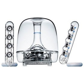 Harman Kardon SoundSticks II 2.1 Plug and Play Multimedia Speaker System