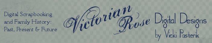 Victorian Rose Designs