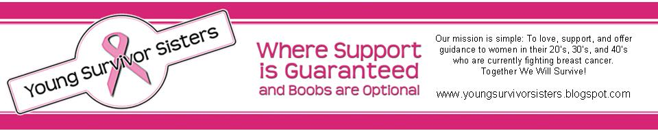 Utah Breast Cancer Support Group for young women under the age of 45 - Young Survivor Sist
