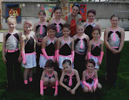 I really love my work.  My little dirty dancers :)