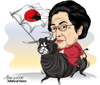 Profile Megawati Soekarno Putri