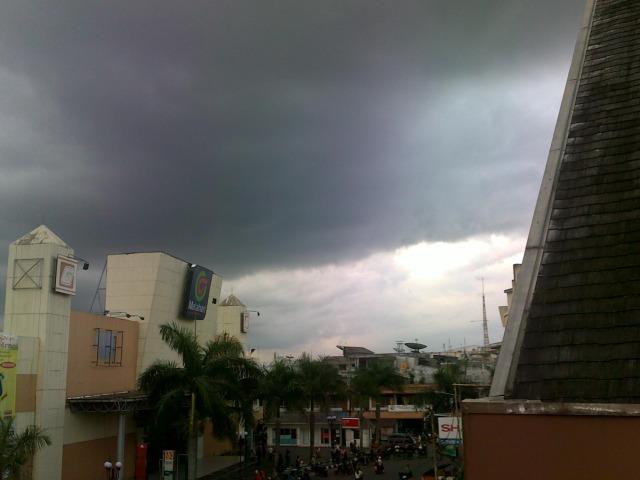 Foto Pasca Gempa di Tasikmalaya