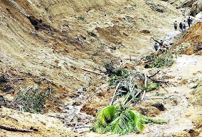 Kuburan Massal Lembah Gunung Tigo