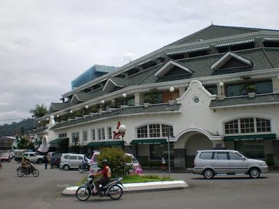 Hotel Ambacang Padang