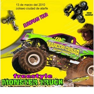 Carros Monster Truck!!!