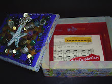 Starfish Butterfly box and book