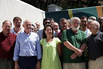 ο... προδρευων και η καλοκαιρινη κυβερνηση του Πορου