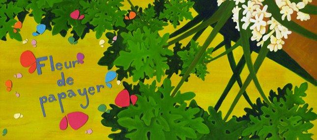 Fleur de Papayer