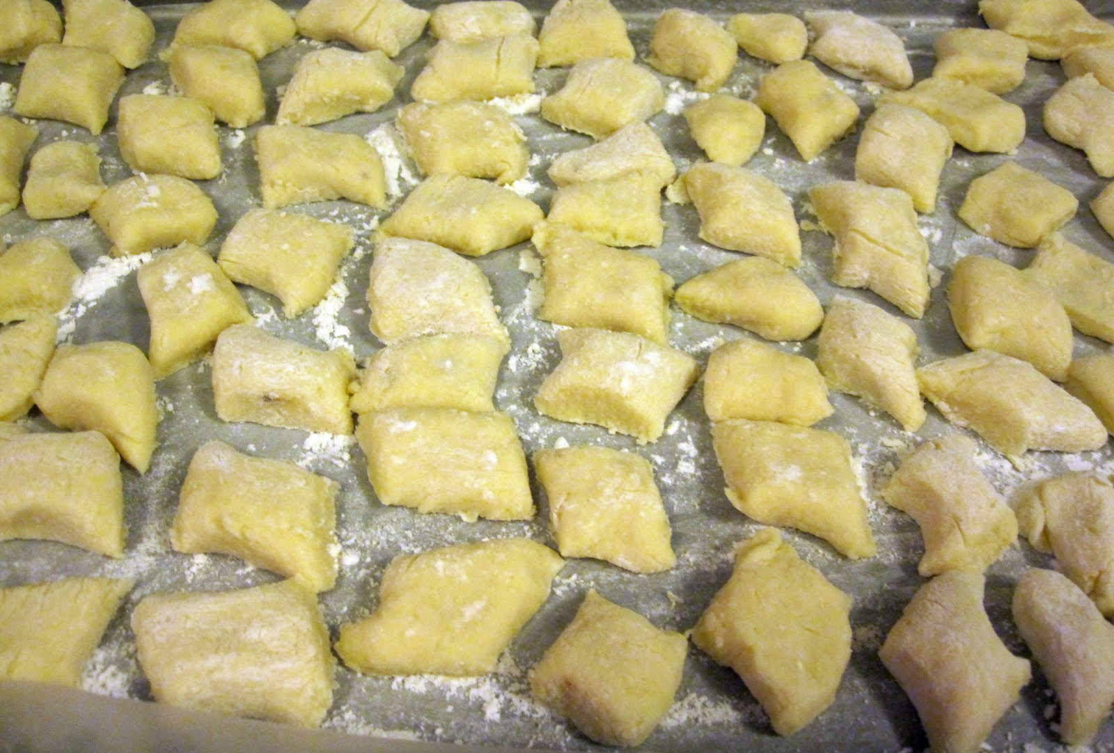 how to cook ready made gnocchi