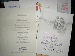 Amostra Gratis de Convites de Casamento